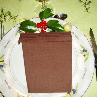Pot de fleurs gourmand avec bonbons