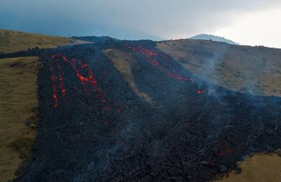 Activity of Pacaya, Semisopochnoi, La Fournaise and Geldingadalsgos.