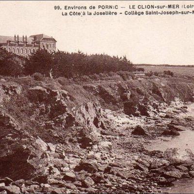 Suite 4 vidéos supplémentaires ----  l'Histoire Oubliée du Clion-sur-Mer.