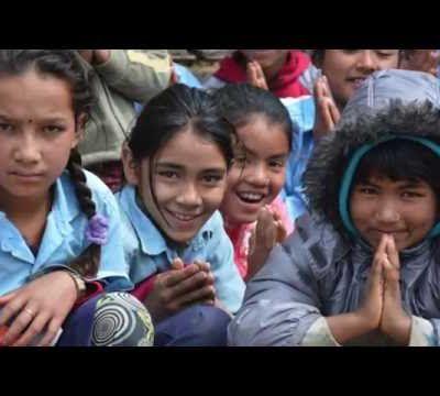 Le travail fournit par l'asssociation les Enfants de Kavresthali