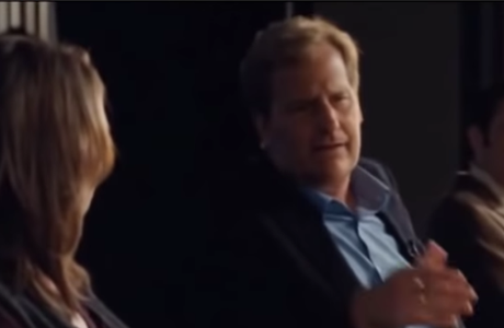 """America is not the greatest country in the world anymore"" The Newsroom 2012 TV series"