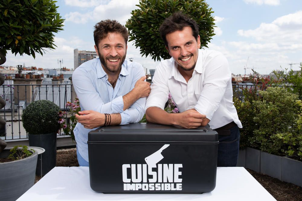 """""""Cuisine Impossible"""" (© TF1)"""