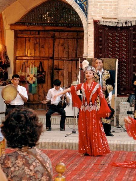 Album - Ouzbekistan---Boukhara