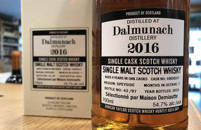 Dalmunach 2016 - Duncan Taylor