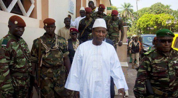 Guinée: l'armée, un risque difficile à maîtriser