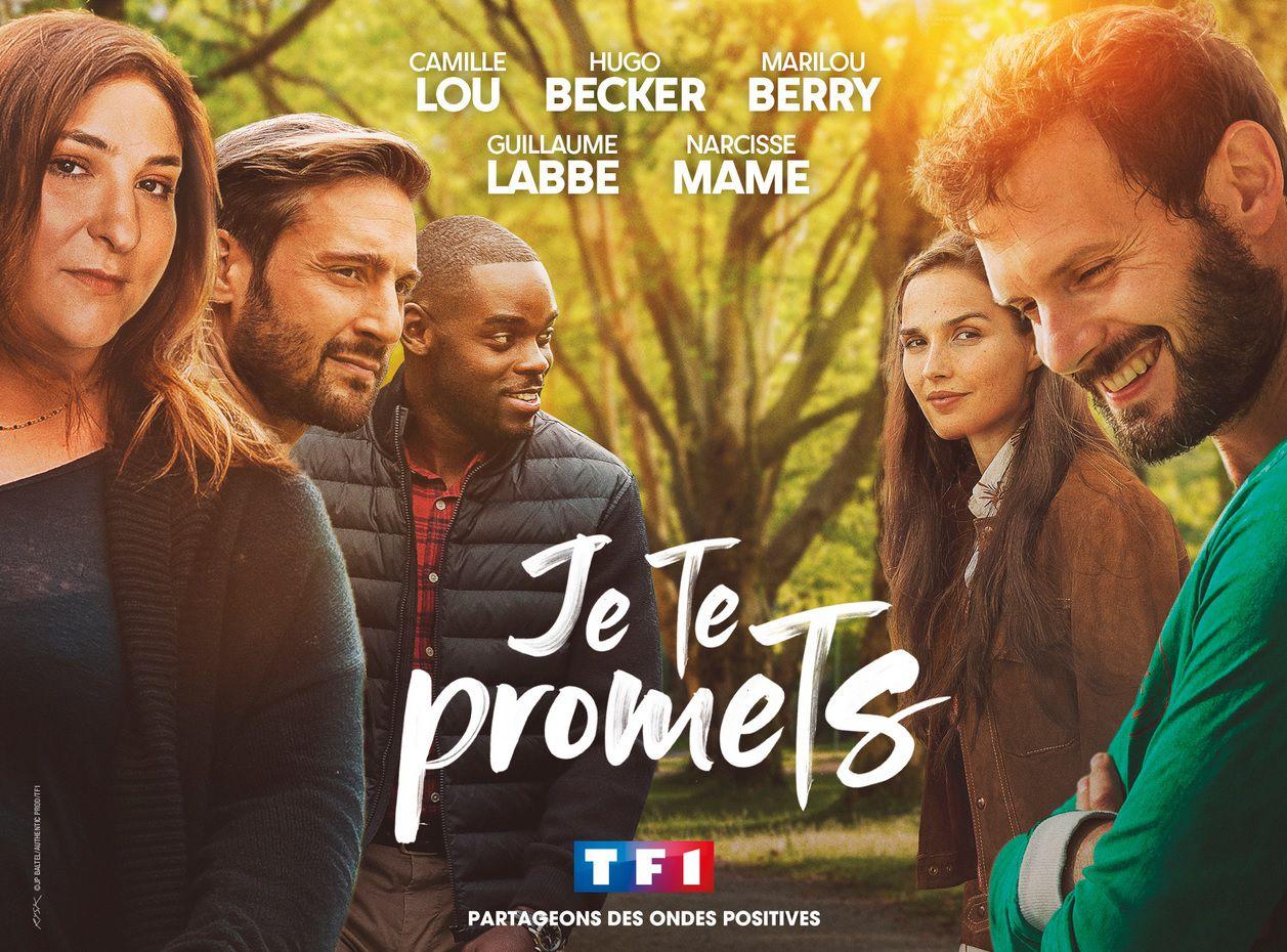 Inédit : TF1 lance la série « Je te promets » dès ce lundi soir à 21h05