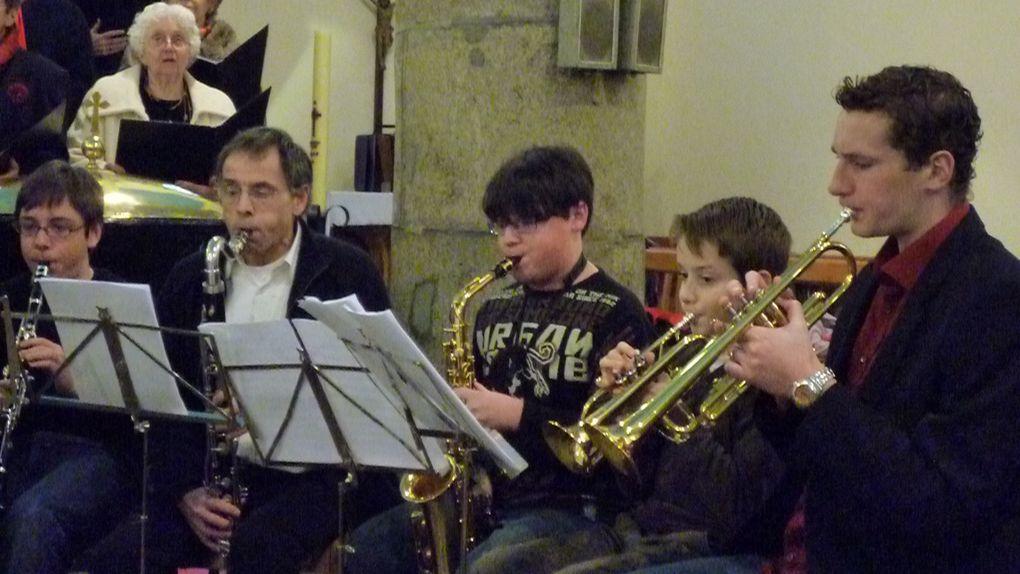 Concert de Noël 2009, Chorale de la Côte des Légendes, Lesneven.