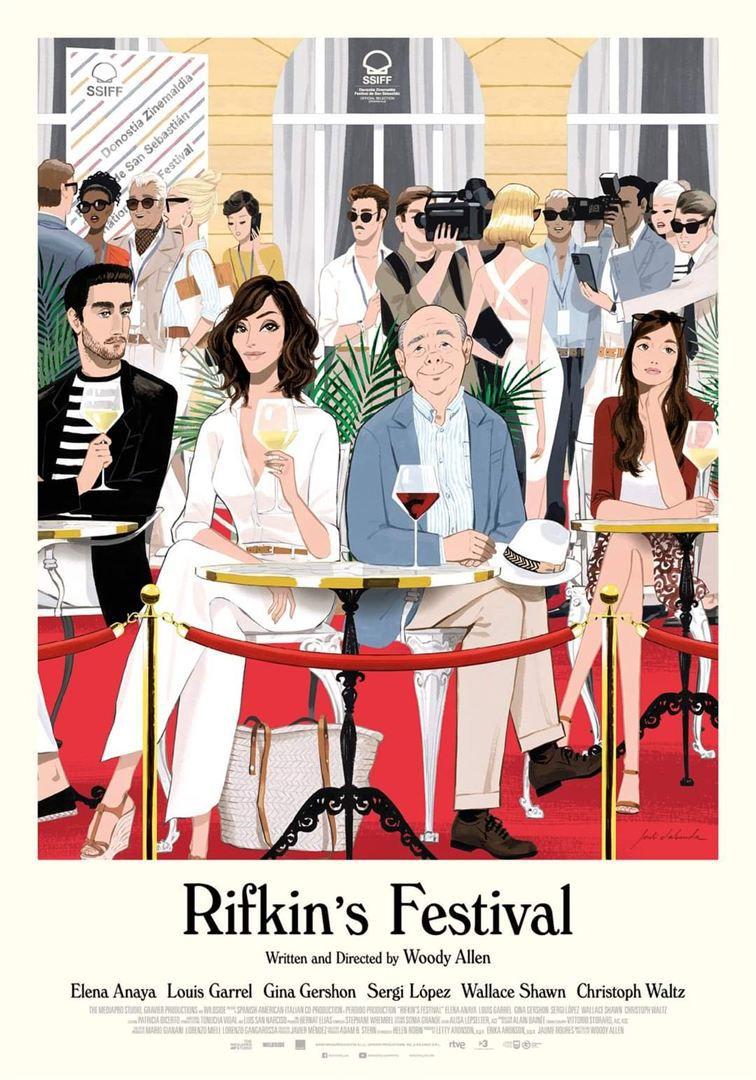 Critique Ciné : Rifkin's Festival (2021)