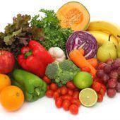 Quiz Connais-tu bien les fruits et légumes ? | Viens tester tes connaissances sur les fruits et légumes...