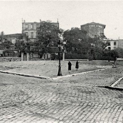 Place Jean Baptiste Clément Montmartre.