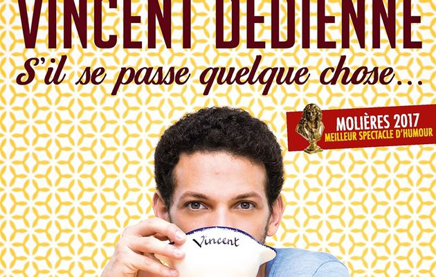 TMC diffusera la spectacle de Vincent Dedienne le 11 avril