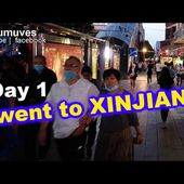 I went to XINJIANG. Day 1   Free from Quarantine, Let's walk about Urumqi!
