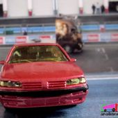 PEUGEOT 605 SV 24 1989 SOLIDO 1/43 - car-collector.net