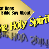 Pneumatology:The holy spirit,misconceptions and measure.Part 2 - African Reality