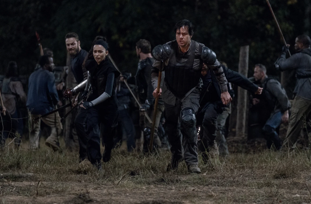 Critiques Séries : The Walking Dead. Saison 10. Episode 11.