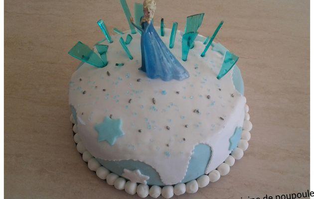 Gâteau reine des neiges au thermomix ou sans