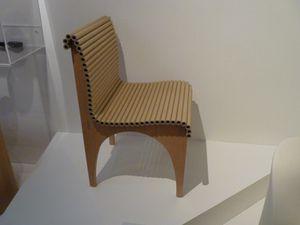 Fauteuil Honney pop et chaise Carta