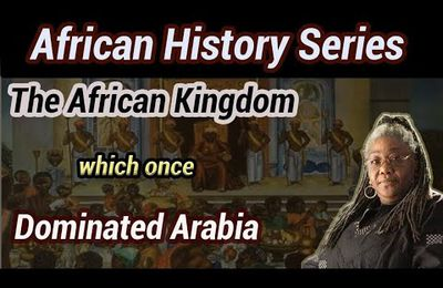 Sankofa Pan African Series - African kingdom which once dominated arabia aksum | Why were they there