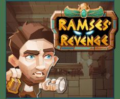 machine a sous mobile Ramses' Revenge logiciel Relax Gaming