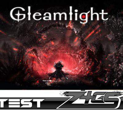 TEST :GLEAMLIGHT  un monde de verre et lumières