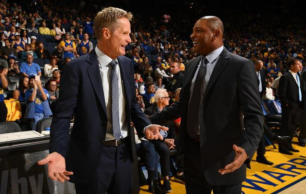 Le conseil de Doc Rivers à Steve Kerr en vue du All-Star Game
