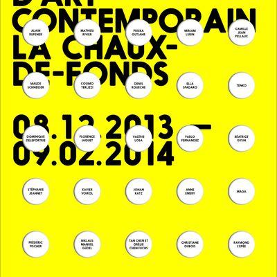 71e Biennale d'art contemporain, La Chaux-de-Fonds