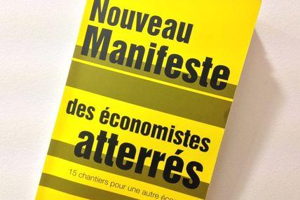 Ils sont économistes, mais pas inféodé à la finance néolibérale, atterrés par l'économie actuelle, ils proposent la question écologique comme fil conducteur de redressement.