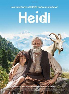 Heidi fait son retour au cinéma!