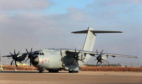 Et de cinq A400M Atlas pour la France !