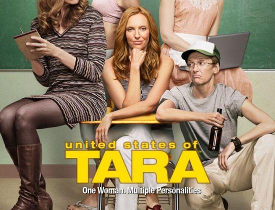 {CLASSEMENT} - 19 - United States of Tara (Saison 3)