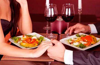 Gran variedad culinaria por San Valentín