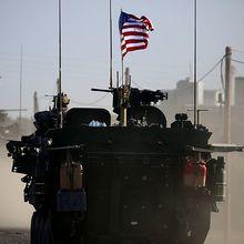 Les États Unis ont des troupes présentes en Syrie : officiel