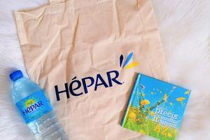 J'ai reçu mon deuxième kit Hépar