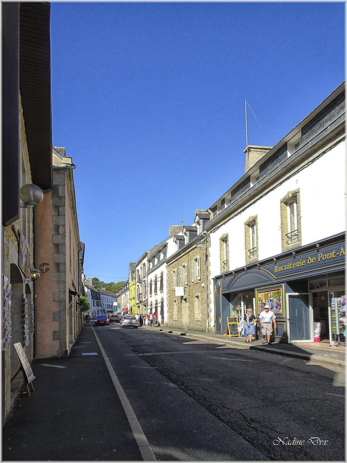 Rues de Pont-Aven - 29