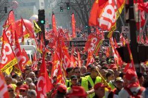 Manifestations du 9 mars pour le retrait du projet de loi El Kohmri