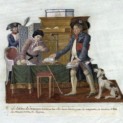 BUDGET ROYAL 1789 VERSUS BUDGET RÉPUBLICAIN 2020.