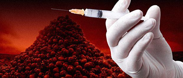 Coágulos de sangre y una muerte registrados en Dinamarca después de que el personal del hospital tomara la vacuna de AstraZeneca