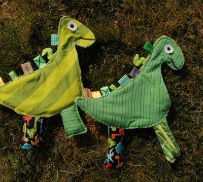 Dinosaures doudous...