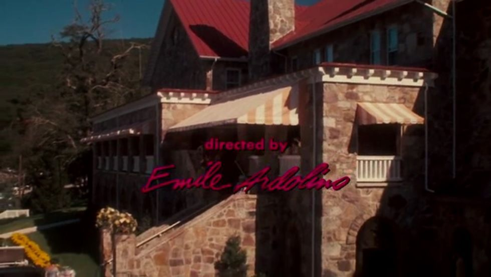 Dirty Dancing: Obtaining the abortion (2000 words).