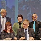 Die Fastnacht in Franken kommt auch in den nächsten fünf Jahren aus Veitshöchheim - Gemeinde und Fastnachtsverband unterzeichneten Vertrag - Veitshöchheim News