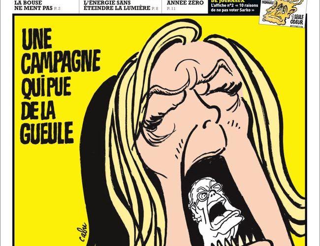 Attentats à Charlie Hebdo : Le Pen pète un câble