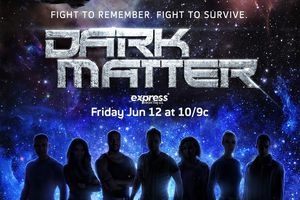 Dark matter : la série SF low cost