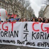 La CGT Korian en action: vidéo! - Le blog des salarié-es de Korian