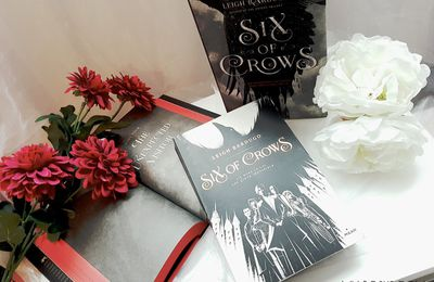 Six of Crows, tome 1 - Leigh Bardugo