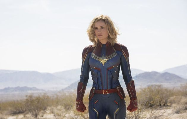 "Box-office France : ""Captain Marvel"" écrase la concurrence"