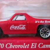 70 EL CAMINO ET 70 FORD BOSS MUSTANG COKE COLLECTION MATCHBOX - car-collector.net