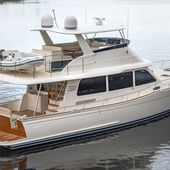 Grand Banks 54 auf der 2020 Palm Beach International Boat Show enthüllt - Yachting Art Magazine