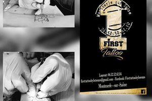 Tatoueur: first tatoo est un partenaire de fréquence Montmerle Ain