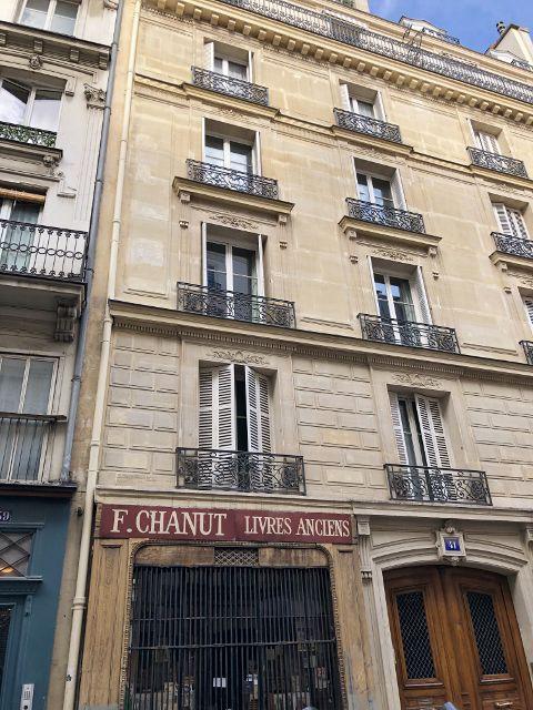 Rue Mazarine 6eme