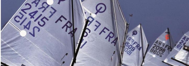 Championnat de Bretagne - optimist - 28 février - Loguivy